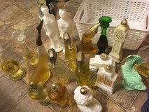 Avon 70's collector bottles in 29 Palms, California