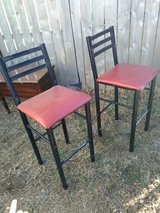 Bar height chairs in Salina, Kansas