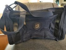 Sherpa dog carrier airline bag (brand new) in St. Charles, Illinois