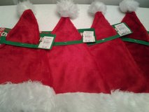 *NEW* Santa Christmas Hats (price each) in Eglin AFB, Florida