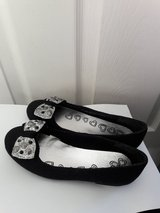 Brand New Children's Place Girl's Size 1 Flats Without Tags - Never Worn in Plainfield, Illinois