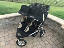 BOB Double Stroller in Bolingbrook, Illinois