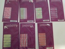 Jamberry nail wraps in Warner Robins, Georgia