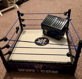 WWE Wrestling Ring With 20 Wrestlers in Camp Lejeune, North Carolina