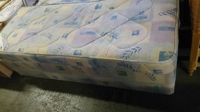 small single bed divan with mattress in Lakenheath, UK