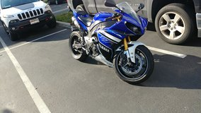 Yamaha R1 for sale or take over payments in Jacksonville, Florida