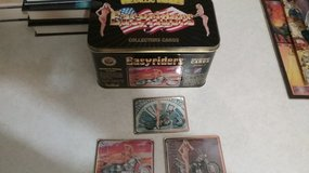 Metal Easy Riders Collectible Cards in Byron, Georgia