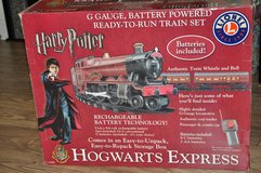 Lionel Train Set - Harry Potter Hogwarts Express G Gauge - $195 (Warner Robins) in Macon, Georgia