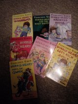 Horrid Henry books £4 in Lakenheath, UK