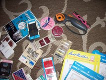 SEWING ITEMS in Travis AFB, California