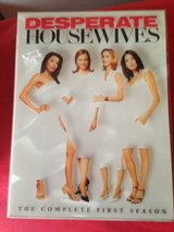 Desperate Housewives Season 1 DVD set in Naperville, Illinois