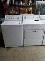 Kenmore 80 series washer and dryer set in Byron, Georgia