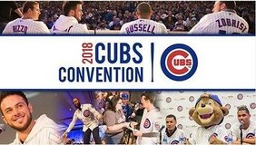 2018 Cubs Convention - 2 Tickets - 3 Day Pass!! - Sheraton Grand Chicago!! in Naperville, Illinois