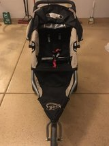 USED BOB Revolution Black Jogger Single Seat Stroller in Hemet, California
