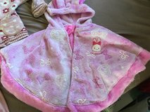 Winter jackets sizes are 104cm, 4T-5T, 1 is Gymboree,1 is Levi's in Okinawa, Japan