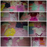 lot of baby girl clothes in Jacksonville, Florida