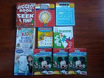 Homeschooling for Grades 1-3,Thinking Activities,Word a Day,Word Search,Grammar in Schaumburg, Illinois