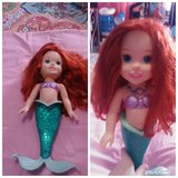 Singing and talking ariel doll in Jacksonville, Florida