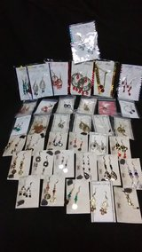 A Whole Lot Of Earrings in Cherry Point, North Carolina