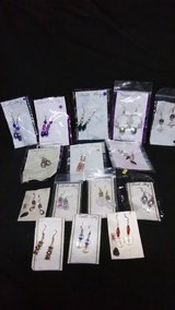 Bunches of Earrings in Cherry Point, North Carolina
