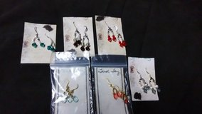 Earrings in Cherry Point, North Carolina