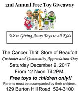 Toys for Kids in Beaufort, South Carolina