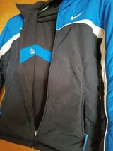 XL boys NIKE jacket with hood in Elgin, Illinois