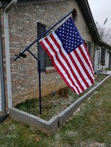 Nice AMERICAN  Flag in Fort Knox, Kentucky