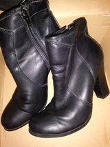 black ankle boots in Spring, Texas