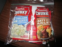 BAG OF CAMPBELLS SOUP LABELS in Naperville, Illinois