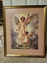 "Beautiful ""GOD 's CHILDREN "" Framed/Matted Print in Silverdale, Washington"