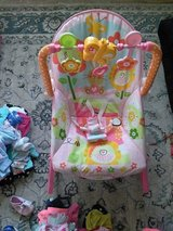 Fisher Price Infant To Toddler Rocker Sleeper in Yucca Valley, California