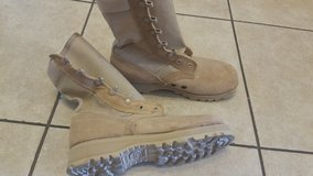 New Boots in Fort Rucker, Alabama