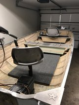 14ft Starcraft boat/w trailer in Fort Carson, Colorado