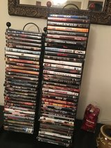 DVD's $2 each like new in Camp Lejeune, North Carolina