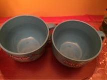 Spider-Man soup/cereal mugs bowls in Plainfield, Illinois