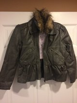 KC Collections Girls winter coat size 12 in Schaumburg, Illinois