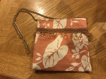 Reduced: Orange Handmade Purse in Aurora, Illinois