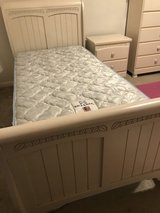 Twin bedroom set 9 pieces with mattress in Kingwood, Texas