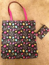 Lancôme Reversible Tote Bag and Coin Purse in Fort Hood, Texas