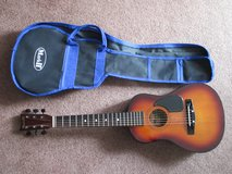 Mark II Student Acoustic Guitar + Case in Glendale Heights, Illinois