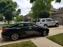 2013 Hyundai Sonata Limited 2.0 Turbo; Only 35,000 miles... Make an offer! in Lockport, Illinois