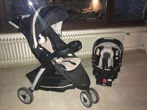 Graco Click connect car seat & stroller in Stuttgart, GE