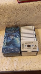 Harry Potter and the Order of the Phoenix on Cassette in 29 Palms, California