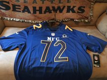 #72 MICHAEL BENNETT Stitched 2017 PRO BOWL Nike Jersey (XL)*** NEW with Tags *** in Tacoma, Washington