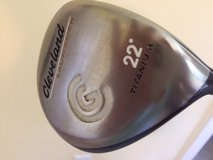 Cleveland Launcher Titanium 22* Wood   (Reduced) in Cherry Point, North Carolina