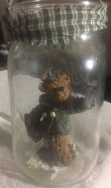 Bear in a Jar in Alamogordo, New Mexico