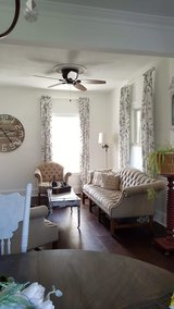 Chippendale Style Sofa / Couch and Two Matching Chairs in Joliet, Illinois