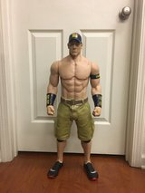 "WWE John Cena 31"" Action Figure in Fort Campbell, Kentucky"