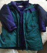 Columbia Woman's Large Tri-Climate Coat in Quad Cities, Iowa